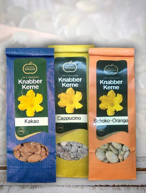 Knabberkerne-Schmuck-Kakao-Cappuccino-SchokoOrange